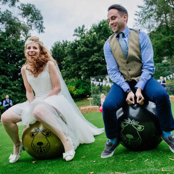 Boho Devon Wedding with a Festival Feel