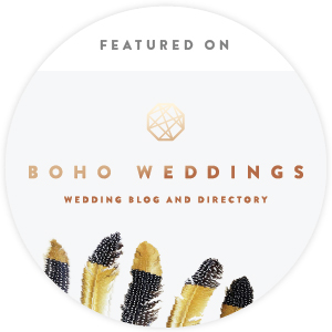 Boho Weddings Featured