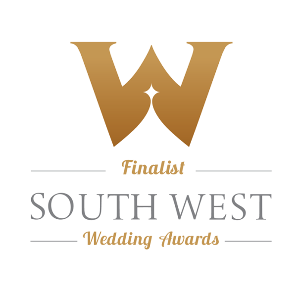 South West Wedding Awards Finalist 2015