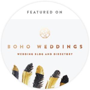 Boho Weddings Featured