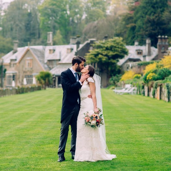Hotel Endsleigh Wedding Photos in Devon