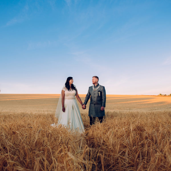 Creative & Romantic Wedding Photography Somerset